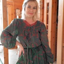 Robe Esmeralda